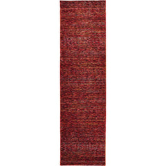 ATLAS 8033K Red, Rust Rug - Oriental Weavers