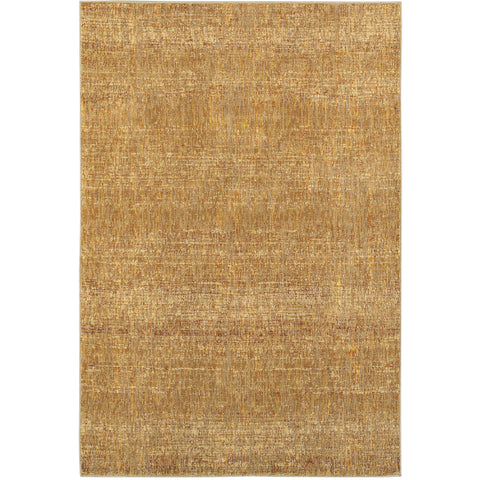 ATLAS 8033R Gold, Yellow Rug - Oriental Weavers