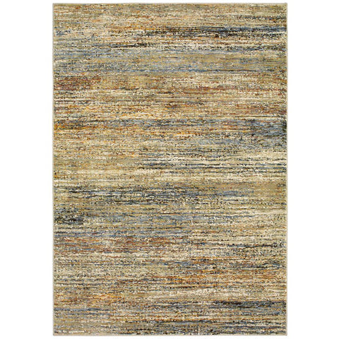 ATLAS 8037j Gold Rug - Oriental weavers