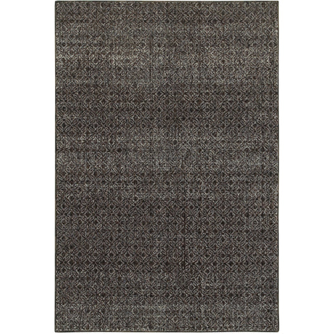ATLAS 8048Q Black, Grey Rug - Oriental Weavers