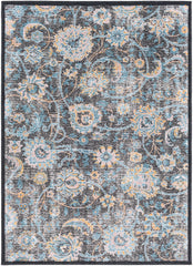 Azul Aqua, Medium Gray Rug - Surya (AZU-2309)