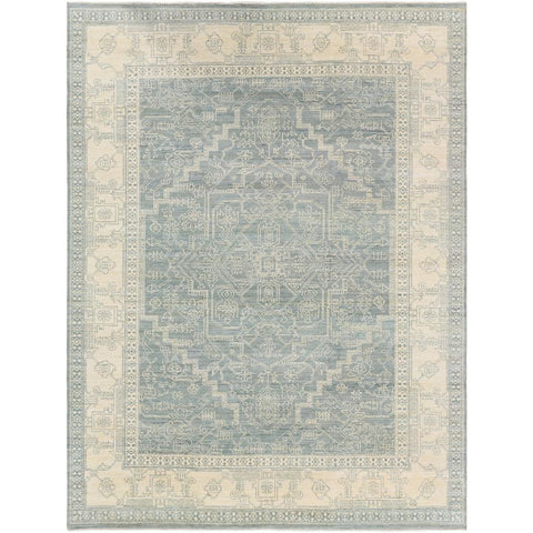 Bala Denim, Light Gray Rug - Surya (BAA-5000)