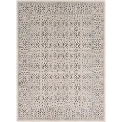 Bahar Medium Gray, Charcoal Rug - Surya (BHR-2308)