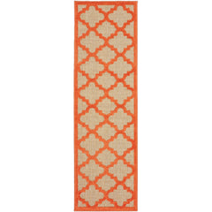 CAYMAN 660O9 Sand, Orange Rug - Oriental Weavers