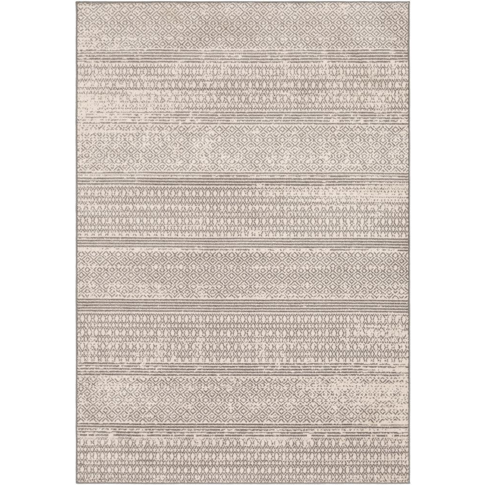 Chester Medium Gray, Khaki Rug - Surya (CHE-2303)