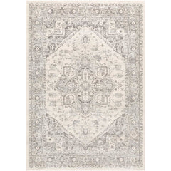 Chester Light Gray, Medium Gray Rug - Surya (CHE-2312)