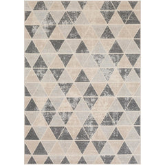 City Taupe, Light Gray Rug - Surya (CIT-2330)