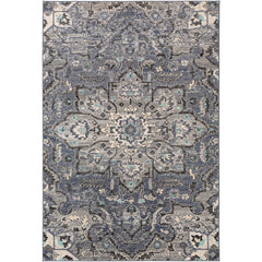 City Charcoal, Light Gray Rug - Surya (CIT-2366)