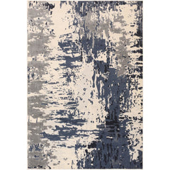 City Charcoal, Black Rug - Surya (CIT-2374)
