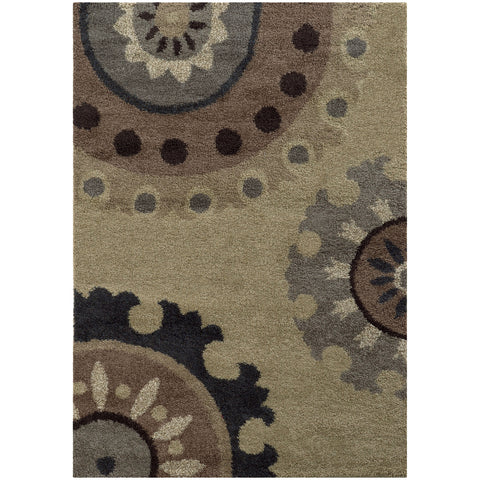 COVINGTON 4926J Beige, Midnight Rug - Oriental Weavers