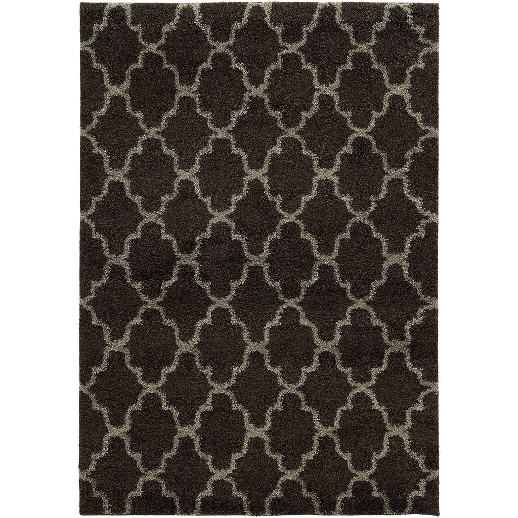 COVINGTON 091K6 Midnight, Grey Rug - Oriental Weavers