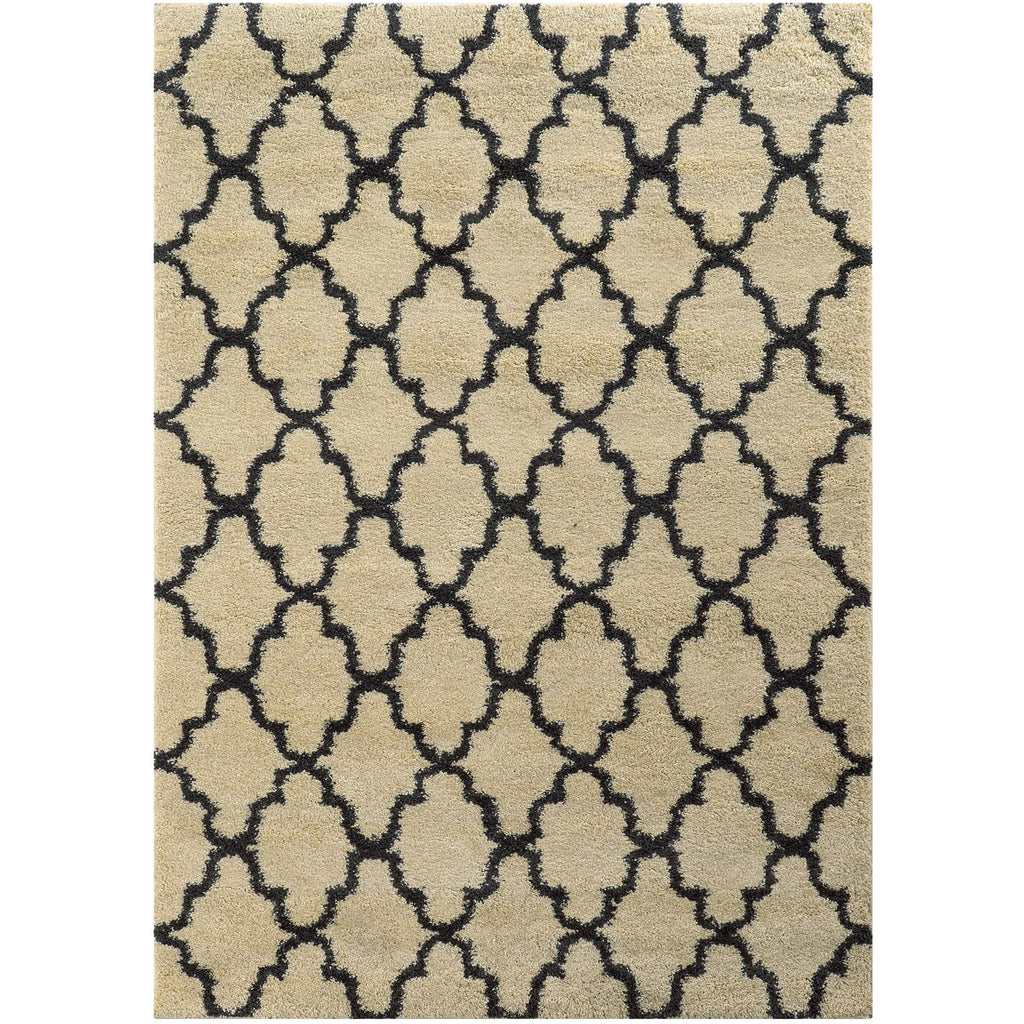 COVINGTON 091W6 Ivory, Midnight Rug - Oriental Weavers