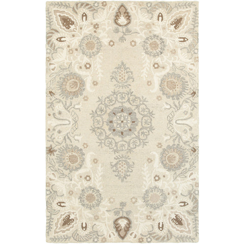 CRAFT 93000 Sand, Ash Rug - Oriental Weavers
