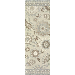 CRAFT 93005 Ivory, Grey Rug - Oriental Weavers