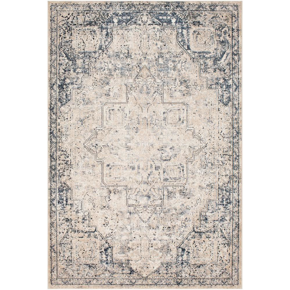 Durham Taupe, Medium Gray Rug - Surya (DUR-1014)