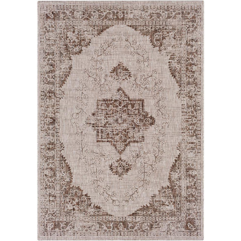 Eagean Camel, Dark Brown Rug - Surya (EAG-2300)
