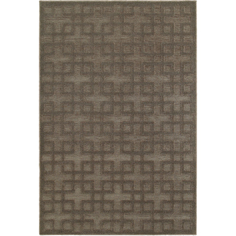 ELISA 118N2 Brown, Grey Rug - Oriental Weavers