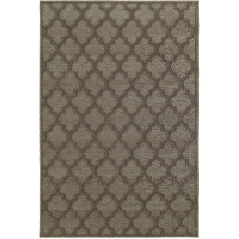 ELISA 8021N Brown, Grey Rug - Oriental Weavers