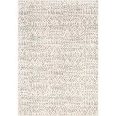 Elaziz Medium Gray, Light Gray Rug - Surya (ELZ-2338)