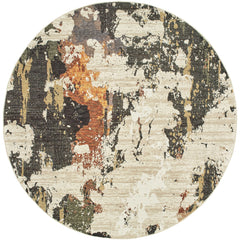 EVOLUTION 7770J Beige, Charcoal Rug - Oriental Weavers