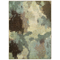 EVOLUTION 8011b Blue Rug - Oriental weavers