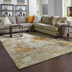 EVOLUTION 8031B Gold, Beige Rug - Oriental Weavers