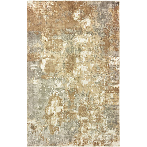 FORMATIONS 70003 Grey, Brown Rug - Oriental Weavers