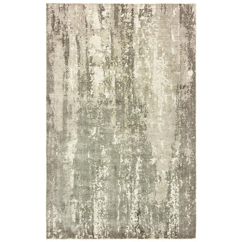 FORMATIONS 70006 Grey Rug - Oriental weavers