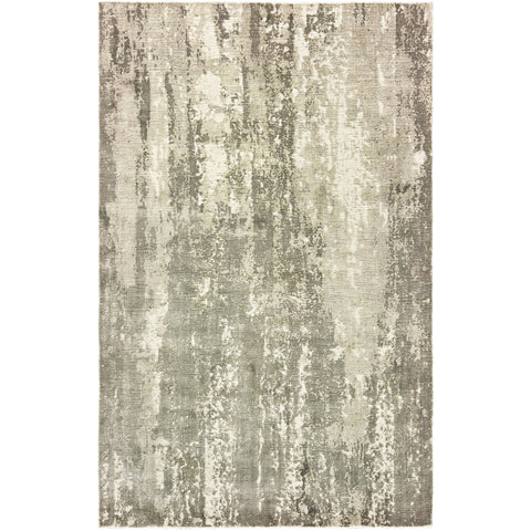 FORMATIONS 70006 Grey, Ivory Rug - Oriental Weavers