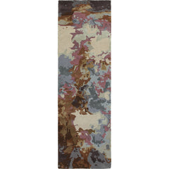 GALAXY 21905 Blue, Brown Rug - Oriental Weavers