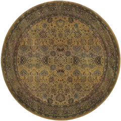 GENERATIONS 3434J Beige, Green Rug - Oriental Weavers