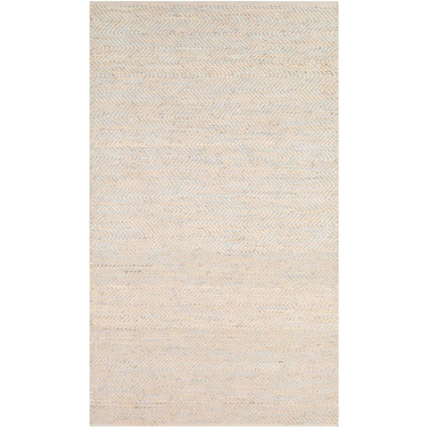 Giovanni Light Gray, Beige Rug - Surya (GNI-1001)