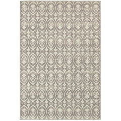 HAMPTON 194e Grey Rug - Oriental weavers
