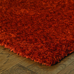HEAVENLY 73406 Red, Red Rug - Oriental Weavers