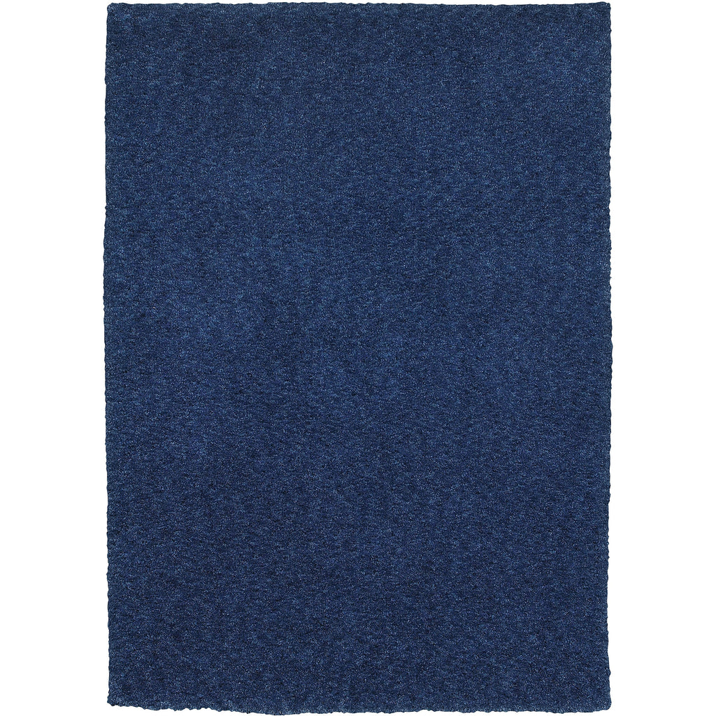 HEAVENLY 73408 Blue, Blue Rug - Oriental Weavers