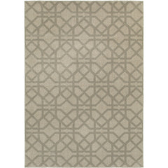 HIGHLANDS 6638E Grey, Beige Rug - Oriental Weavers