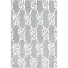 Horizon Medium Gray, Cream Rug - Surya (HRZ-2311)