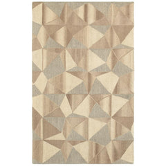 INFUSED 67004 Beige Rug - Oriental weavers