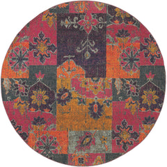 KALEIDOSCOPE 2060V Purple, Pink Rug - Oriental Weavers