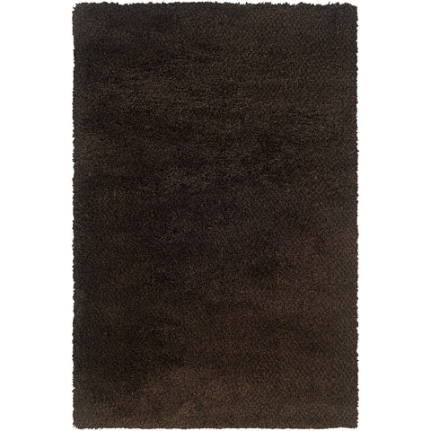 LOFT 520B4 Brown, Black Rug - Oriental Weavers