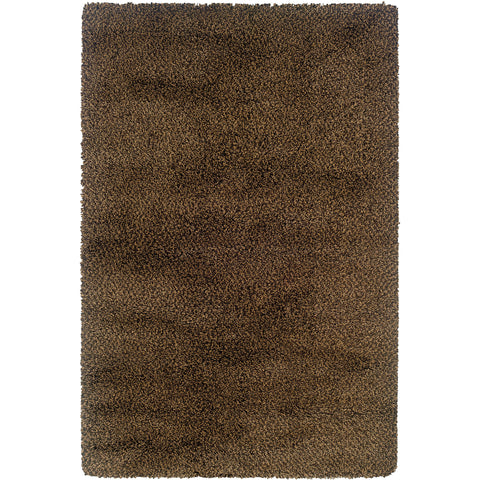 LOFT 520D4 Brown, Gold Rug - Oriental Weavers