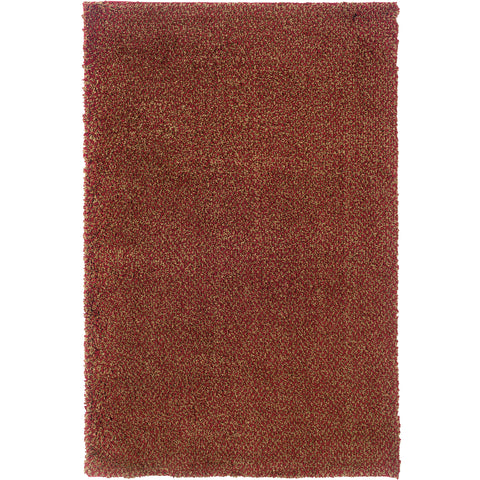 LOFT 520O4 Red, Gold Rug - Oriental Weavers