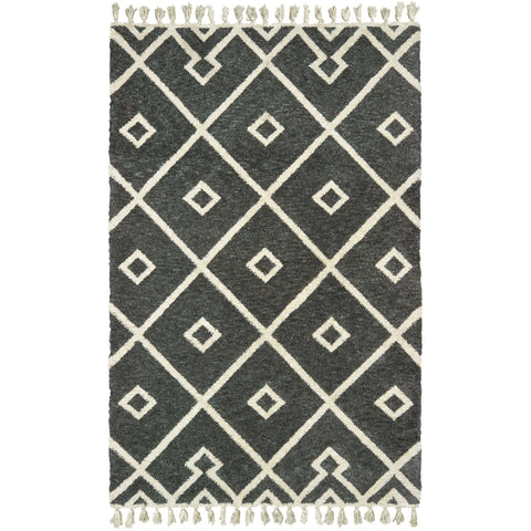 MADISON 61407 Grey, Ivory Rug - Oriental Weavers