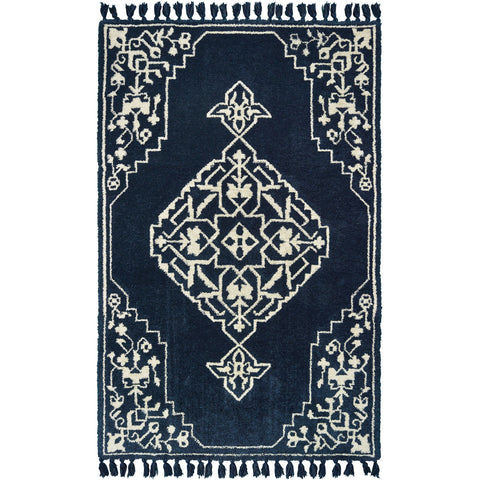 MADISON 61410 Blue, Ivory Rug - Oriental Weavers