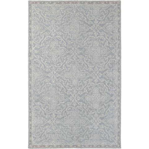 MANOR 81205 Grey, Blue Rug - Oriental Weavers