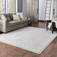 MANOR 81206 Stone, Grey Rug - Oriental Weavers