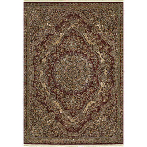 MASTERPIECE 8022R Red, Gold Rug - Oriental Weavers