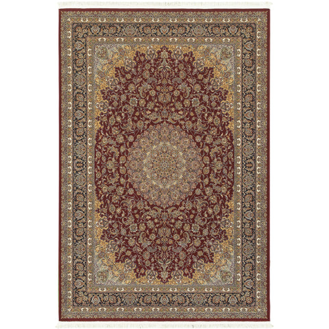 MASTERPIECE 090R2 Red, Beige Rug - Oriental Weavers