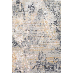 Milano Light Gray, Charcoal Rug - Surya (MLN-2303)