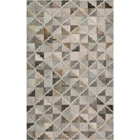 Outback Ivory, Taupe Rug - Surya (OUT-1002)